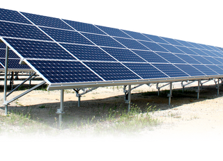 太陽光発電ページの公開を開始しました