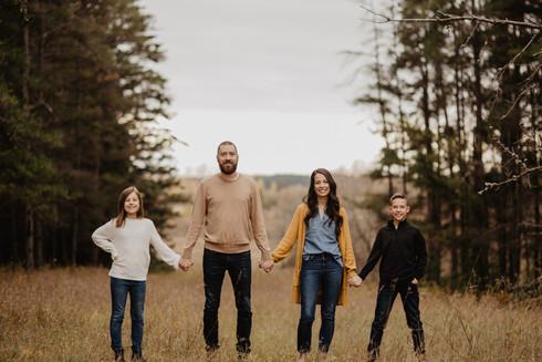 Sabrina & Family