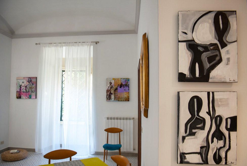 Art home staging