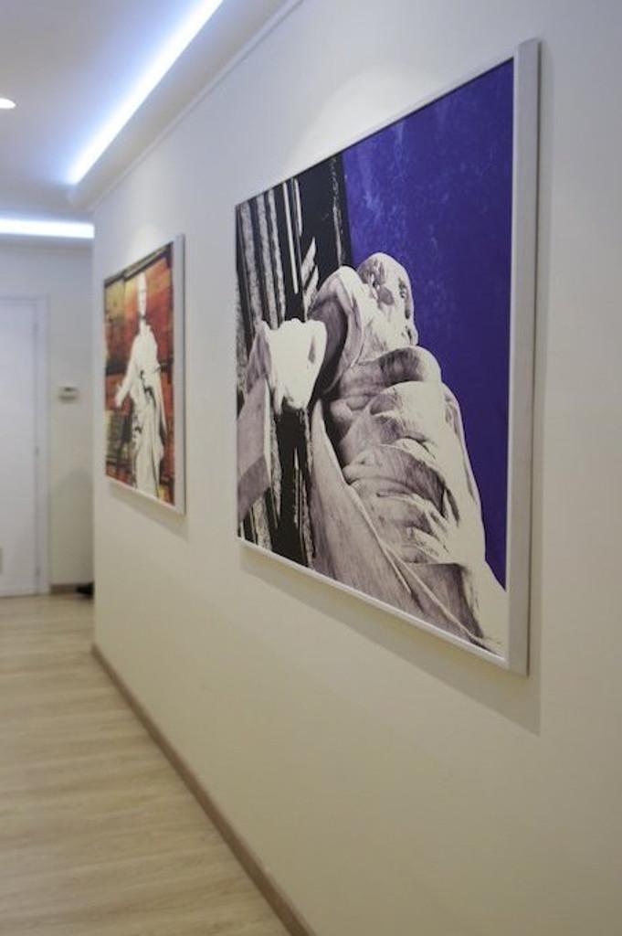 fotografia d'arte per valorizzare uno spazio arredato