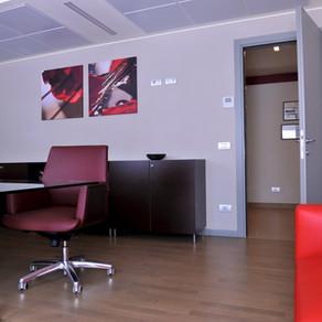 Con Pavart per uffici Confcooperative a Milano