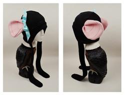 Aqua Rat Hat