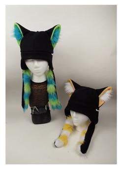 Cat Hat Twins