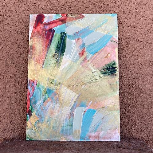 """Healing Sage Brush, 5x7"""""""