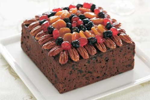 Delicious Dry Fruit Cake