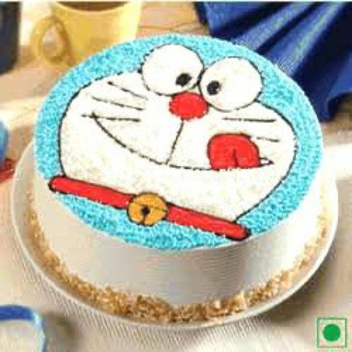 Doremon Mix Fruit Cake