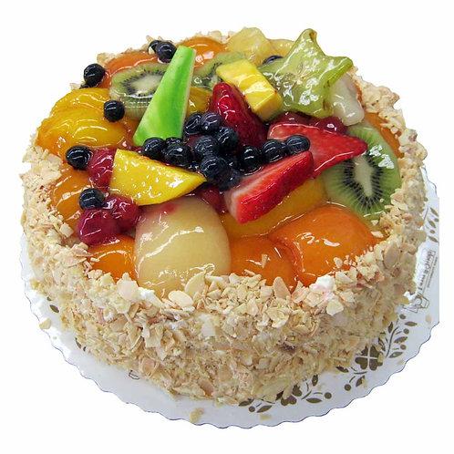Rich Mix Fruit Cocktail Cake
