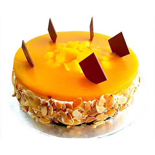 Delicious Mango Fruit Cake