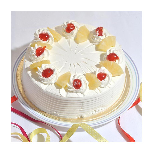 Butter Scotch Cheery Cake