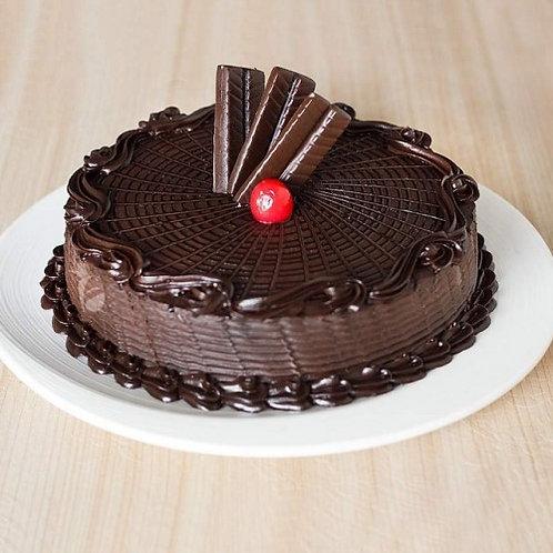 Kit kat Cheery Chocolate Cake