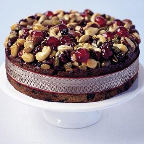 Rich Mix Dry Fruit Cake