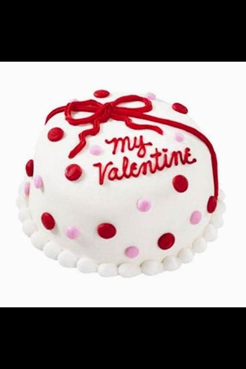 Valentine Love Cake