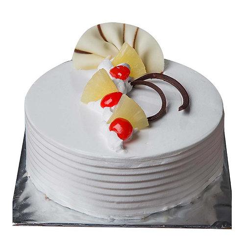 Fruit Vanilla Cake