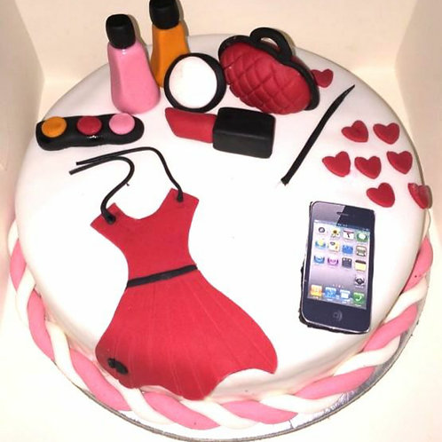 MakeUp kit Demand Cake For Your SomeOne Special