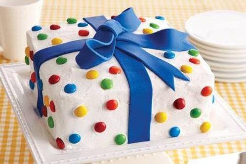 Delicious Gems Cake