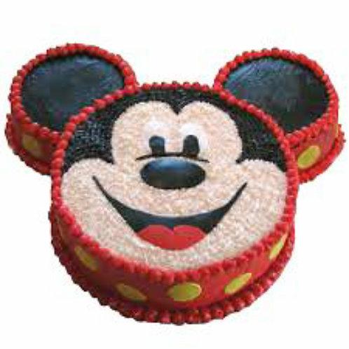 Mickey Mouse Mix Fruit Cake 4 Pound