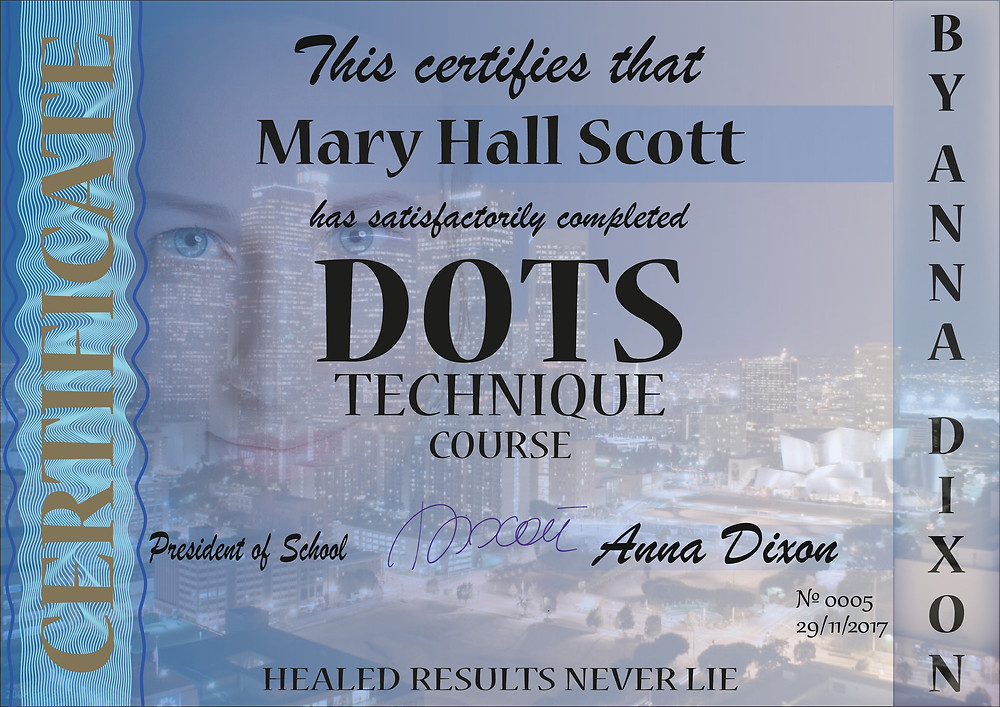 Dots Certification