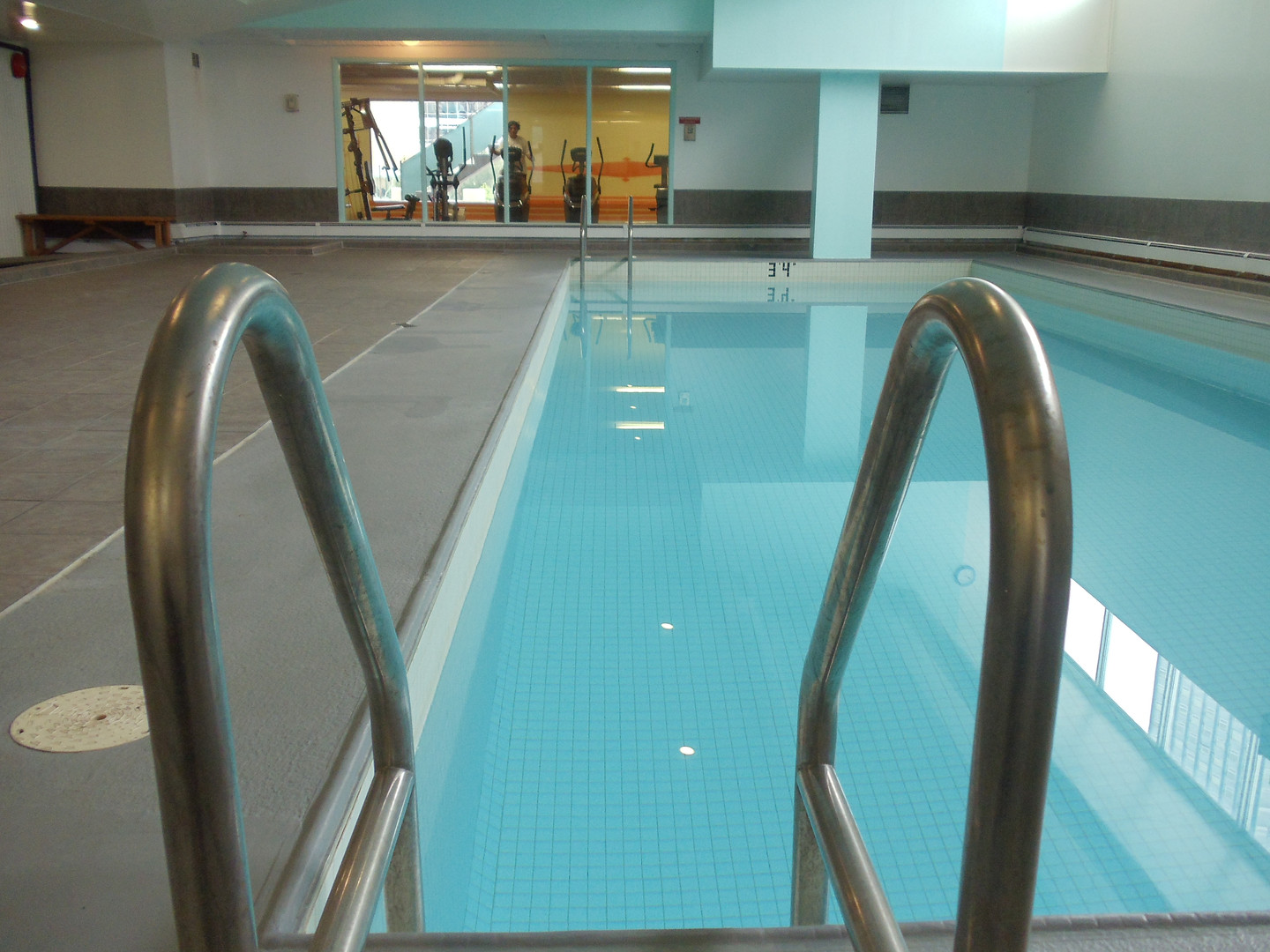 Swimming Pool/Fitness Room