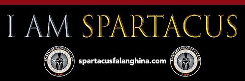 I Am Spartacus Bookmark_sticker