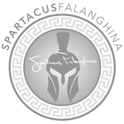 Spartacus_sticker front facing