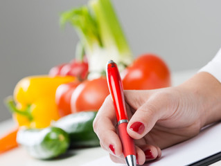 Dietitian vs Nutritionist...What's in a Name?
