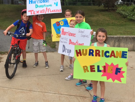 Hardy Community Rallies Support for Hurricane Victims