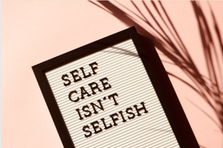 Keep Sharp & Self Care