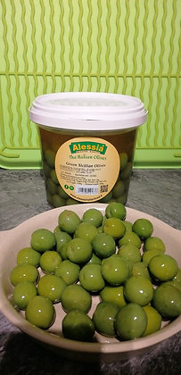 """Alessia """"Green Olives"""""""