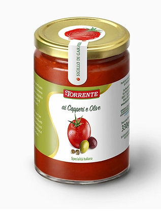 """La Torrente """"Capers and Olives Sauce"""""""