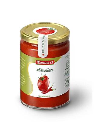 "La Torrente ""Arrabbiata Sauce"""