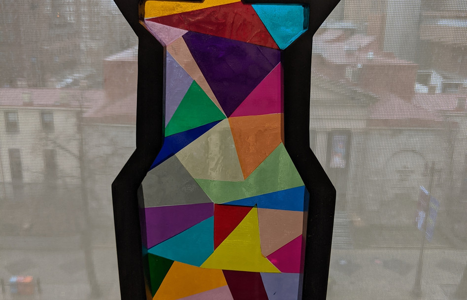 Leko Stained Glass