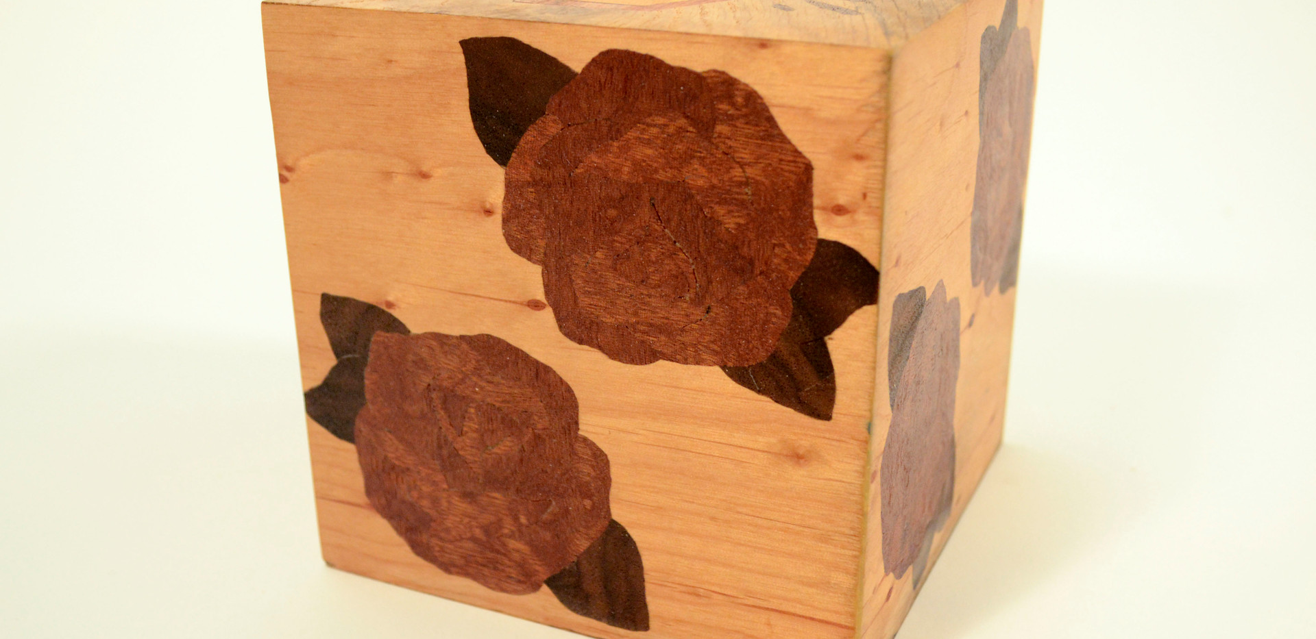 Marquetry Roses