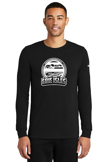 Erie Isles  Nike Dri-FIT Cotton/Poly Long Sleeve Tee