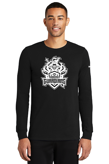 Greensburg Guardians Nike Dri-FIT Cotton/Poly Long Sleeve Tee