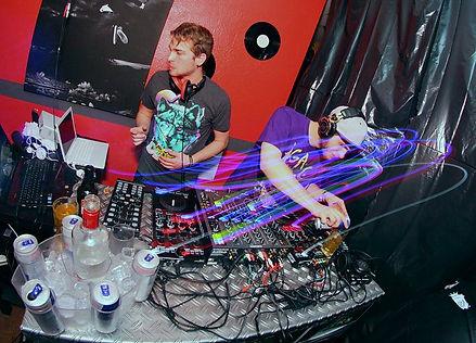 DJs im dasWohzimmer Backnang