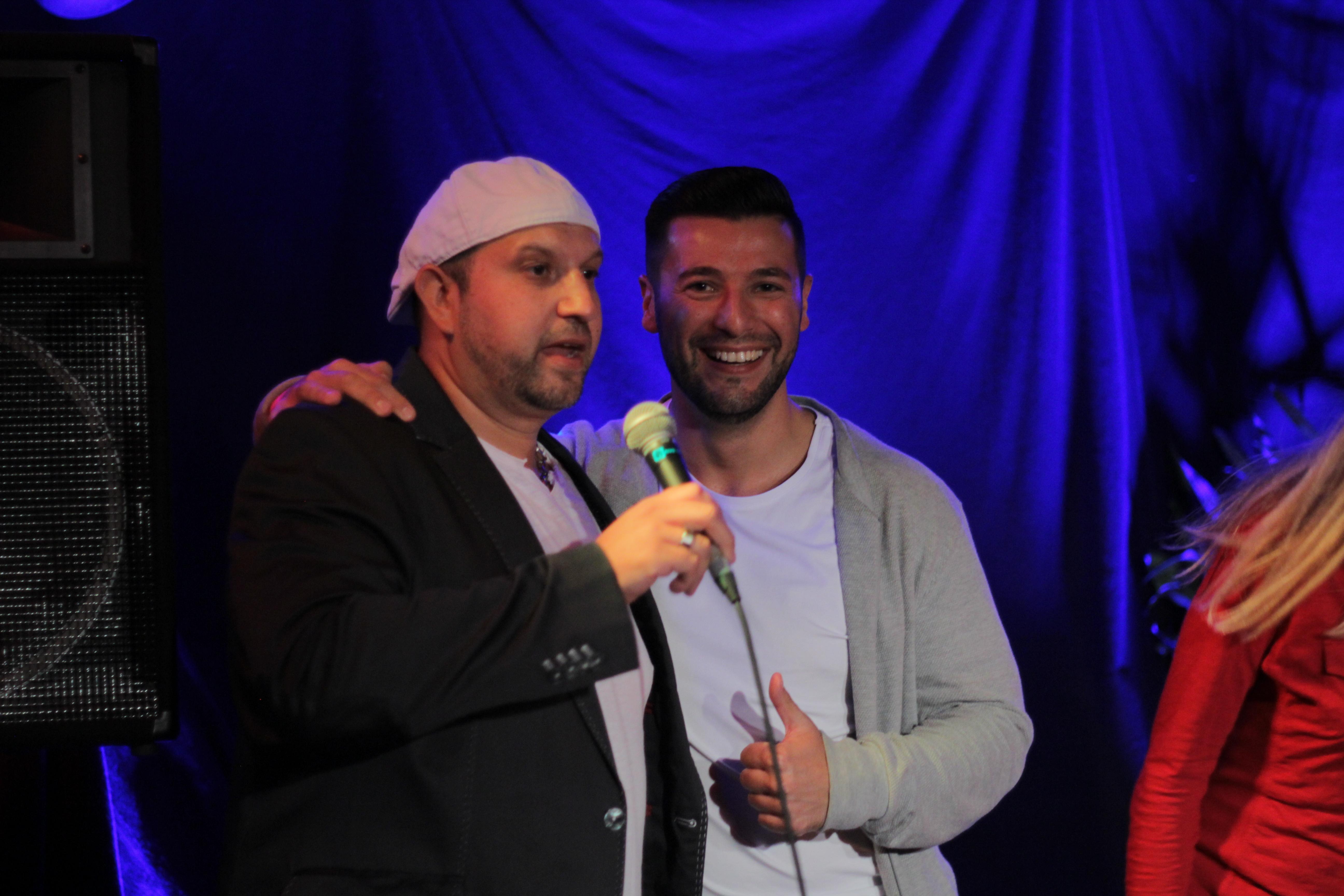 Cün Eyt Comedy Stand Up Backnang