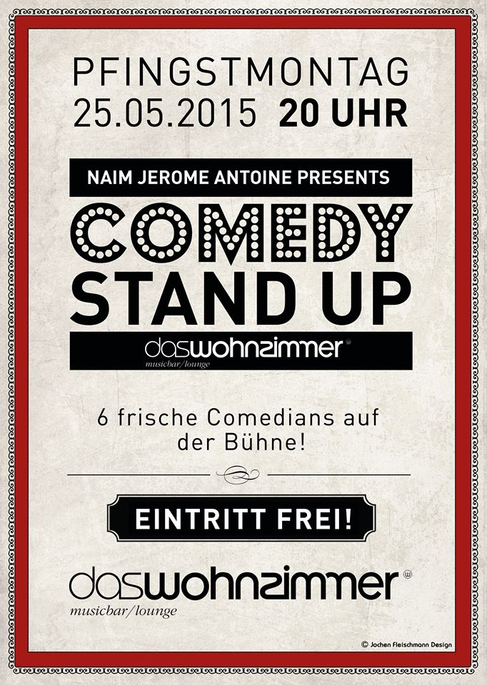 Comedy Stand Up