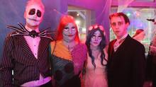 Halloween Party im Wohnzimmer Backnang - A Nightmare im Biegel