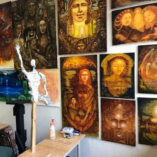 Larkin Chollar studio