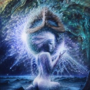 Star Dusted Prayer & Priestess