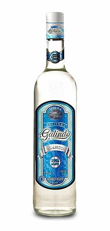 Tequila galindo  blanco 750ML