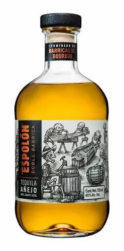 Tequila espolón 750ML