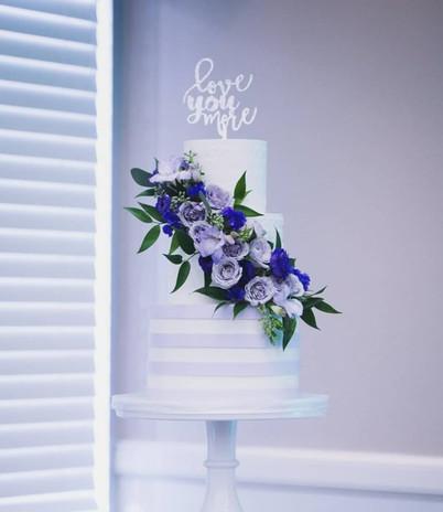 tampa wedding cake