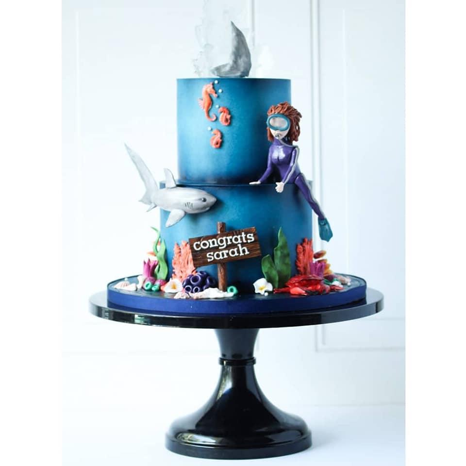 Diver Cake