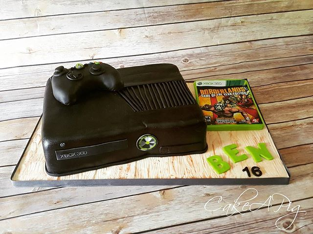 Happy 16th birthday, Ben! #xbox #xbox360