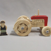 Poppa's Tractor