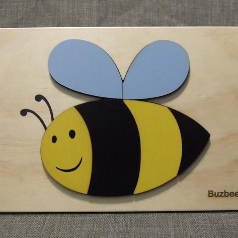A4 Puzzle - Buzbee