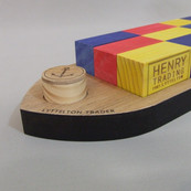 Containership 3D Puzzle