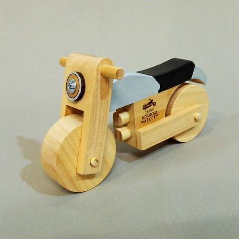 Classic Motorcycle Toy