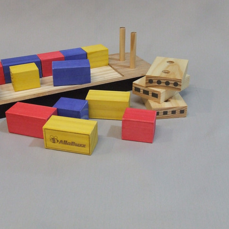 Container Ship 3D Puzzle